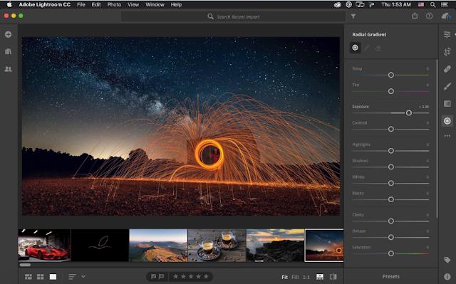 Adobe lightroom desktop