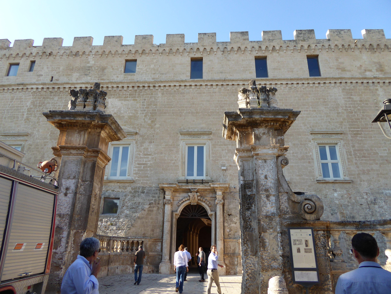 """2018 年の「""""Castello Imperiali..."""