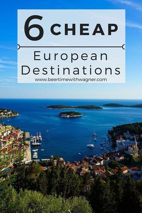 Cheap Holiday Destinations In Europe Cheap European - Cheap european vacation