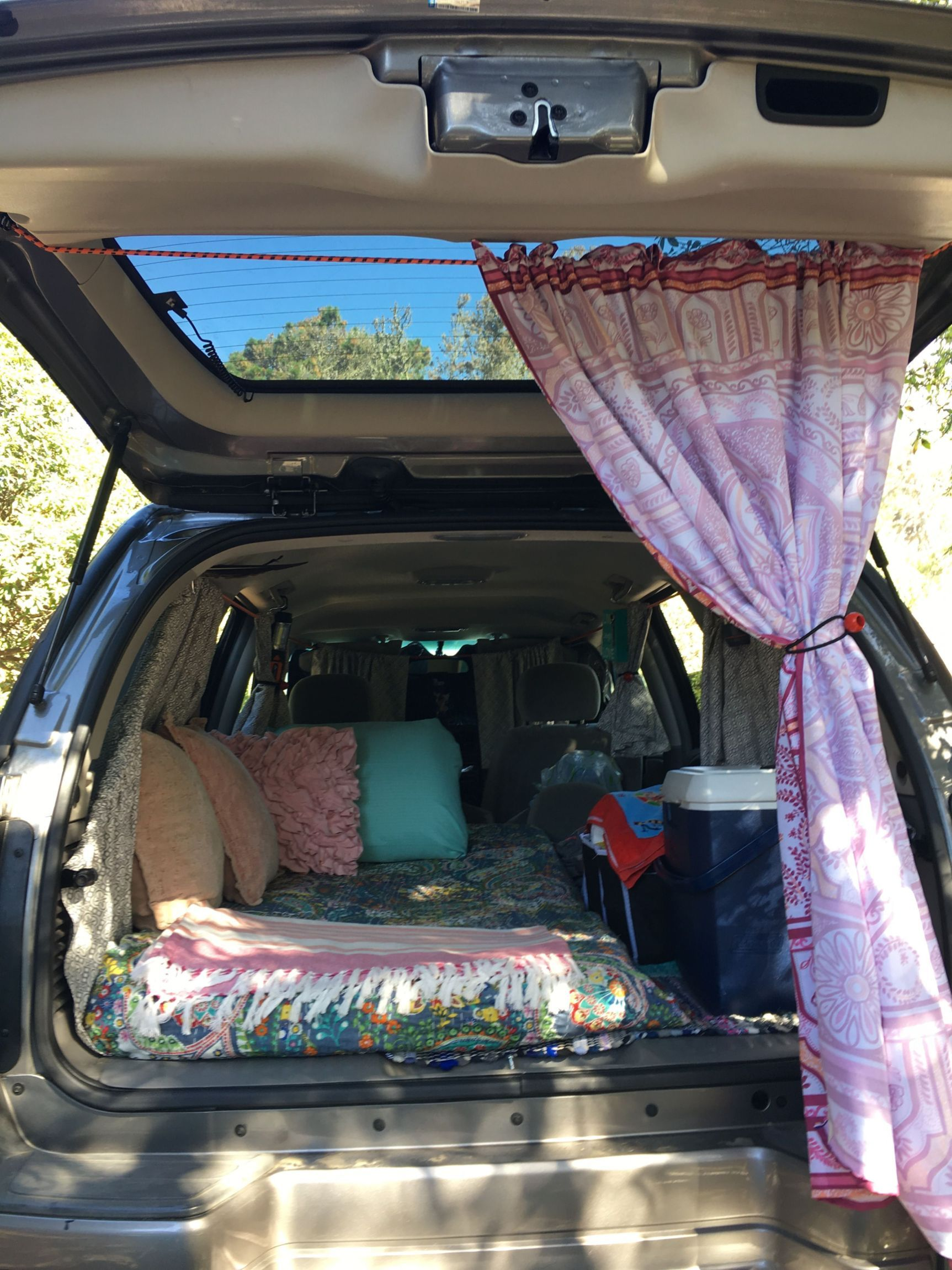 25 Van Life Hacks That Will Blow Your Mind Suv Camping