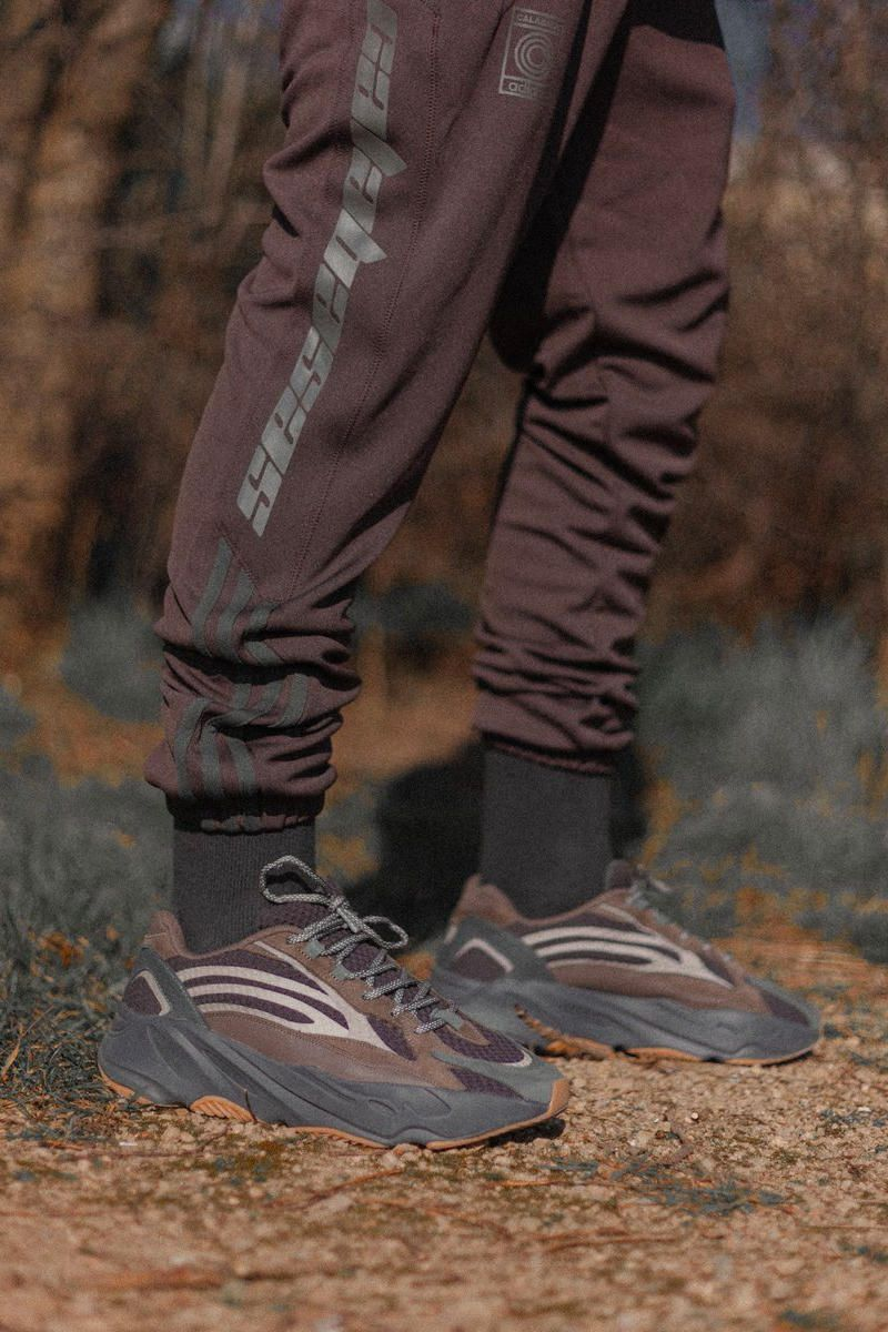 The adidas YEEZY BOOST 700 V2 \