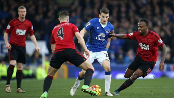 Everton's Coleman Admits Frustration at Recent Performances