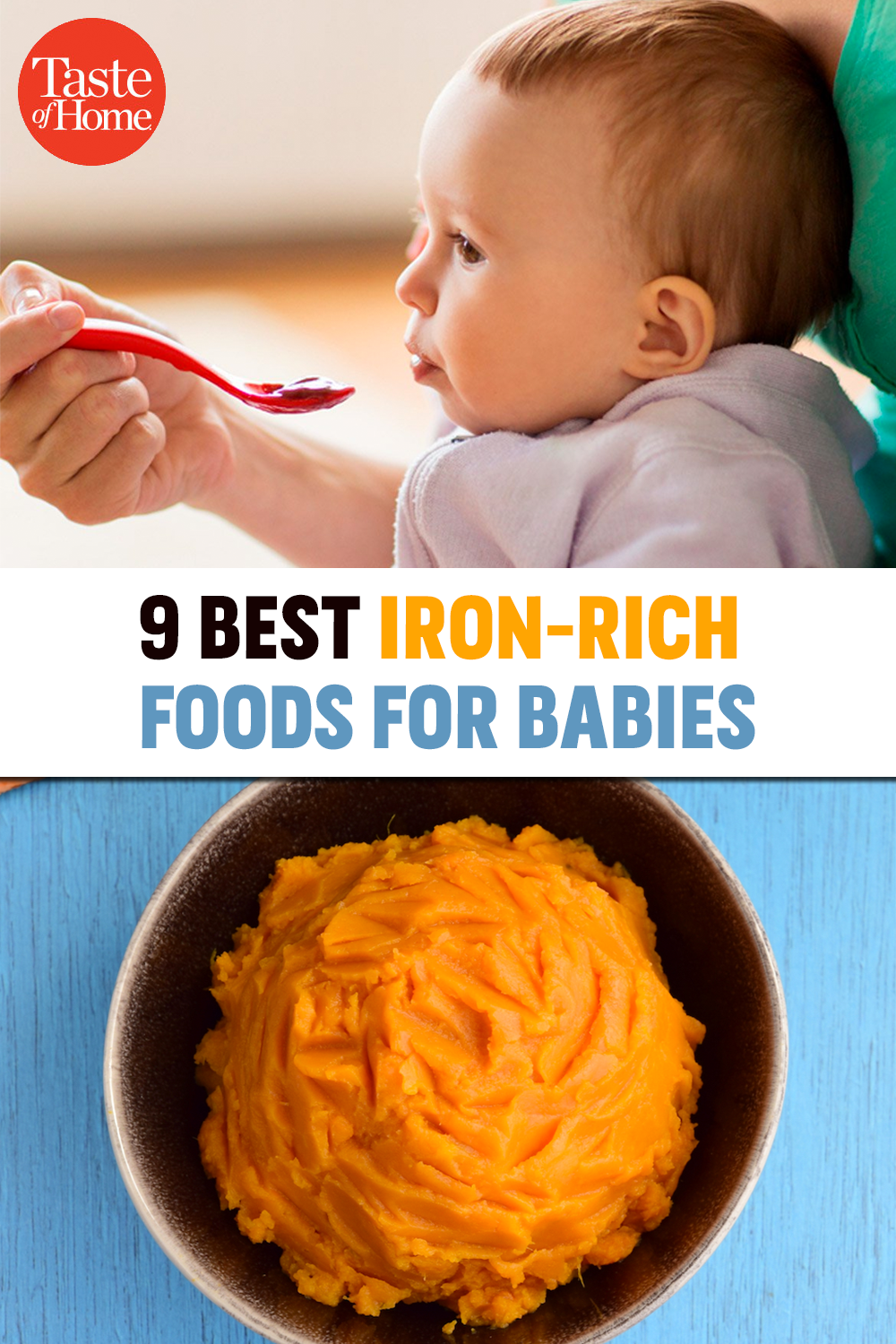 Does Your Baby Need More Iron? Here Are 9 Foods to Shop