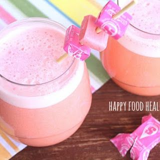 Pink Starburst Cocktail Recipe In 2020 Drinks Happy Foods