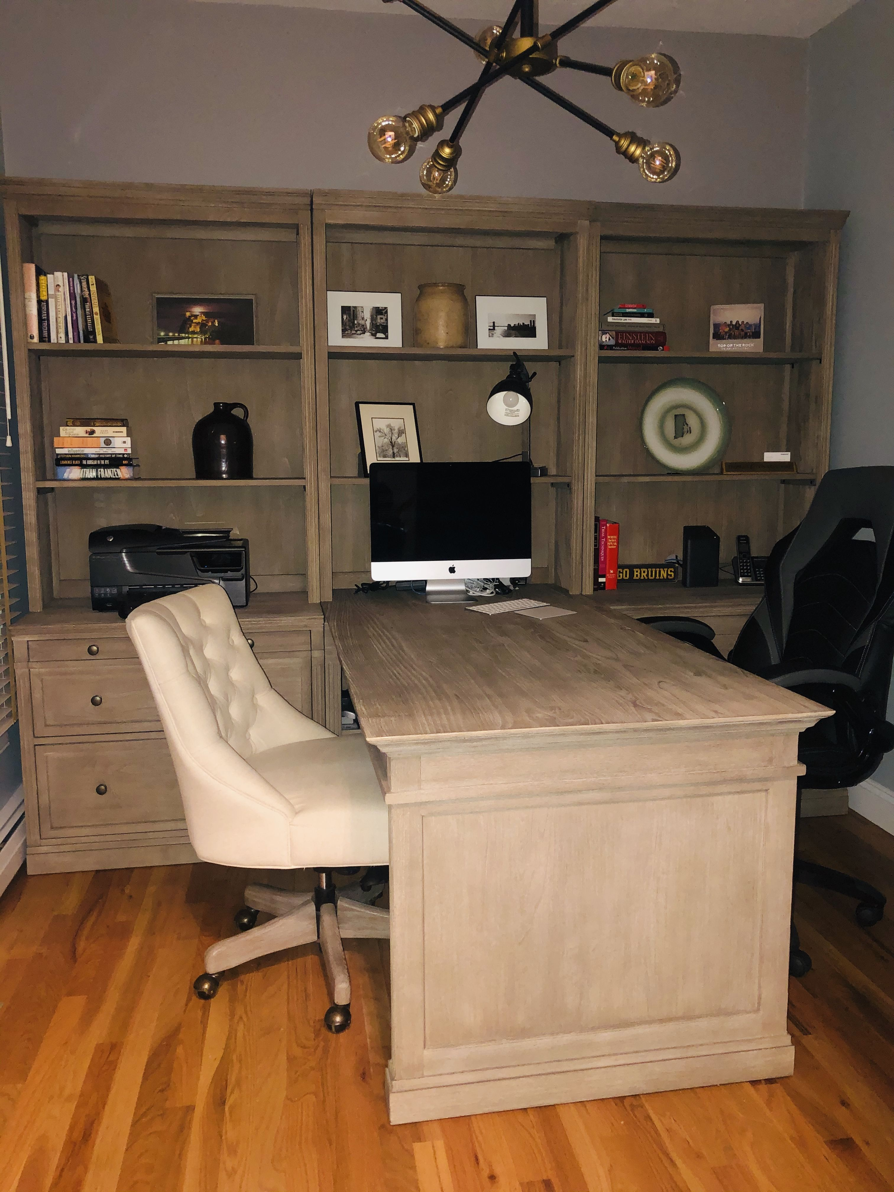 We Love The Livingston Office Suite From Pottery Barn It