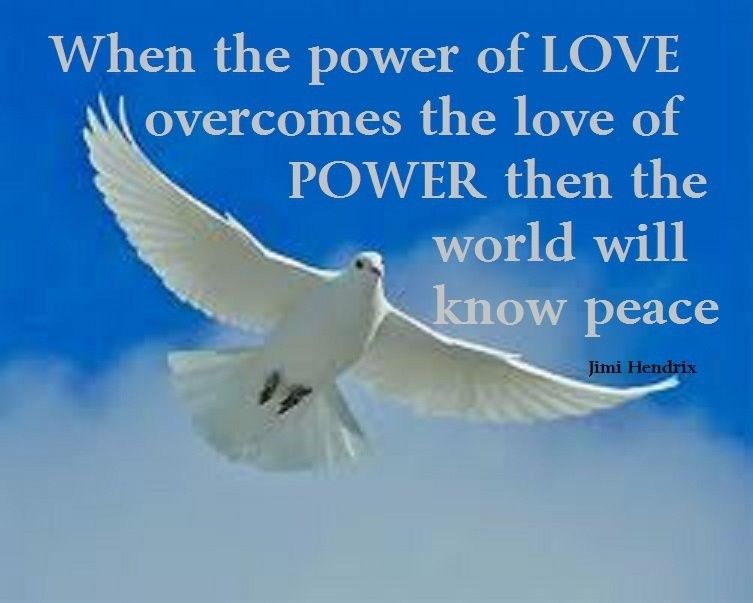 Peace Sayings | Peace and love quotes, Peace quotes, Inspirational ...