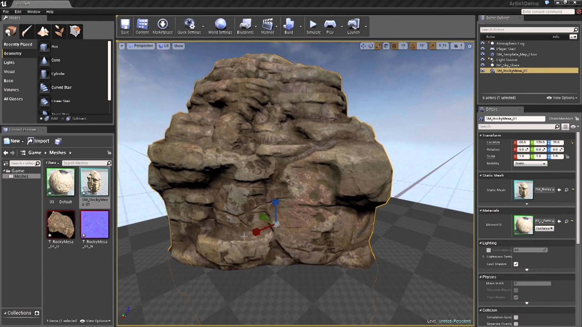Intro For Artists And Environment Artists Close Up Textures In