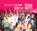 THANK YOU for making ScholarCon 2014 absolutely incredible. We can't wait to see you all in 2015! #ScholarCon #ScholarLove #Orlando #BestWeekendEver