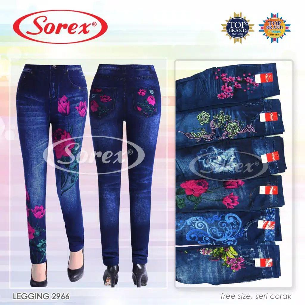 0813 4228 5540 Grosir Celana Legging Sorex Bendosari Celana Pakaian Dalam Pakaian