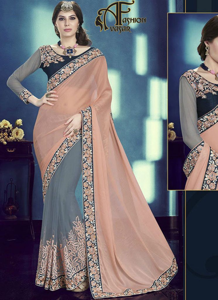 f5e9d6fd48 Designer Saree Online Shopping Cash On Delivery | saree | Saree ...