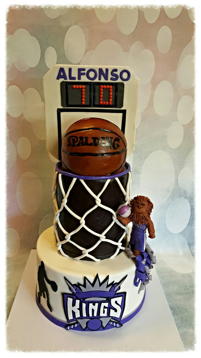Brilliant Sacramento Kings Cake King Cake King Cake Recipe King Cake Birthday Cards Printable Inklcafe Filternl