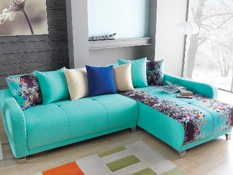 Decoracion De Interiores Salas Color Celeste Buscar Con