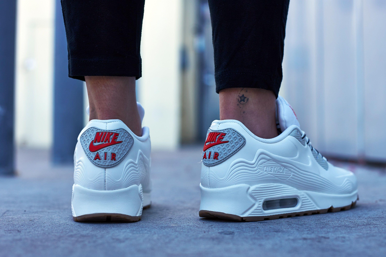 Comfortable 180110 Air Jordan 1 Retro Men Black Toe White Black Red Shoes