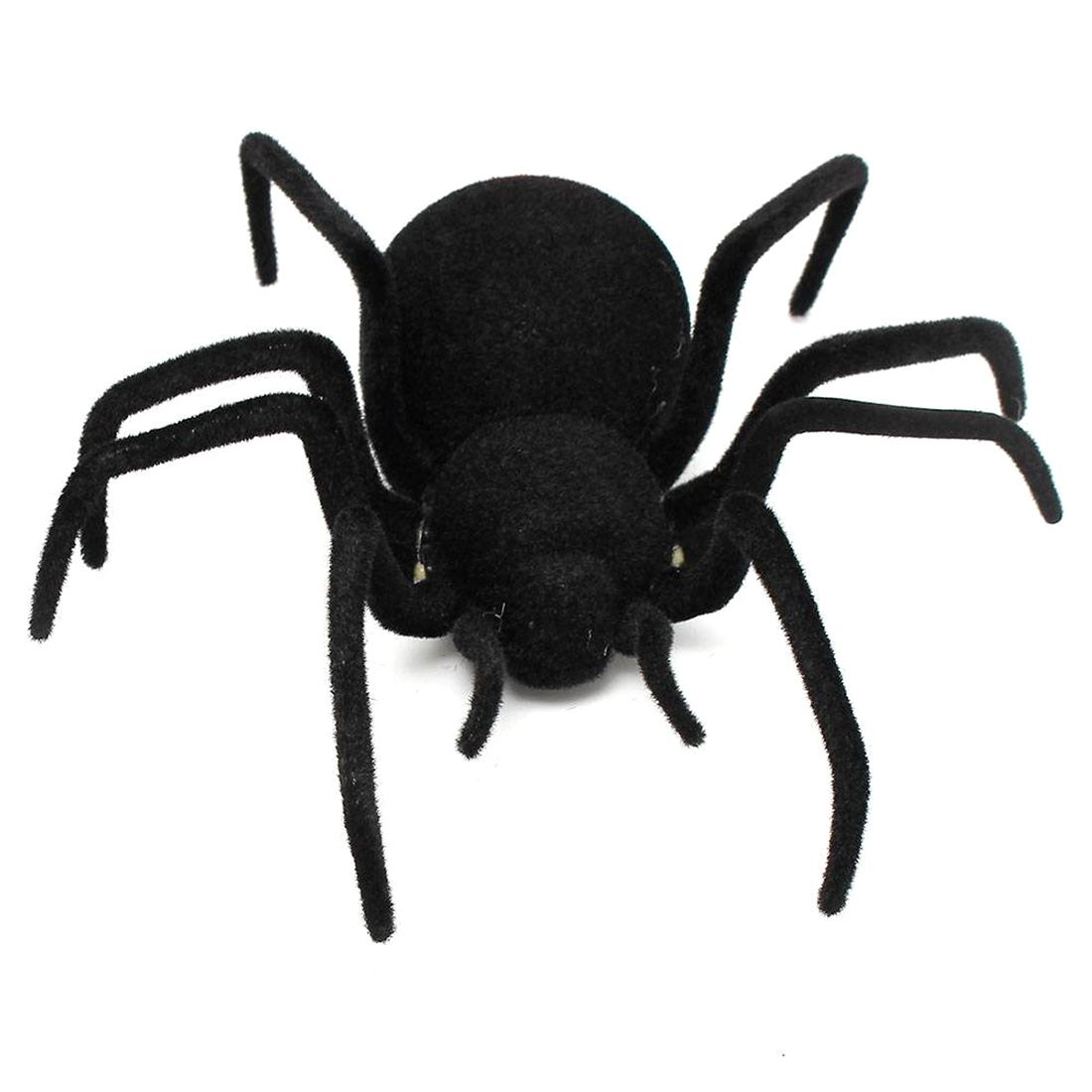 Rc Remote Controlled Spider Remote Control Spider Toy Gift Halloween Giant Spider Latrodectus Black Widow 30 30 Black Widow Spider Widow Spider Spiders Scary