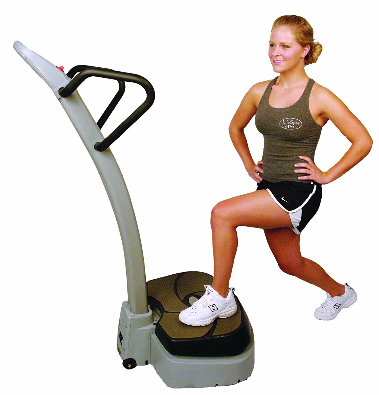 Amazon.com : LifeSpan Fitness VP-1000 Vibration Plate ...