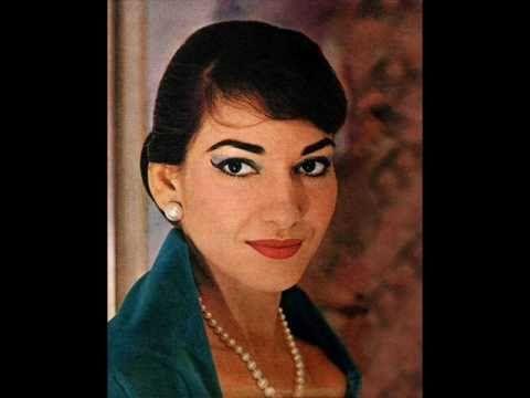 Maria Callas Norma Casta Diva Bellini Youtube Maria Callas Classical Opera Classical Music