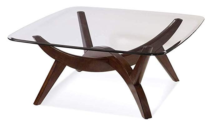 Bassett Mirror Company Cocktail Table In Walnut Finish Review