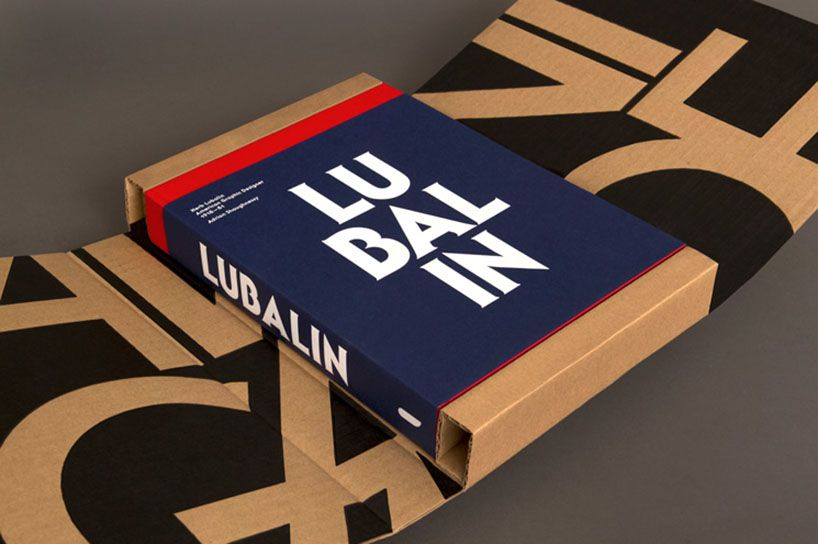 lubalin book published by unit edition  designboom | architecture & design magazine