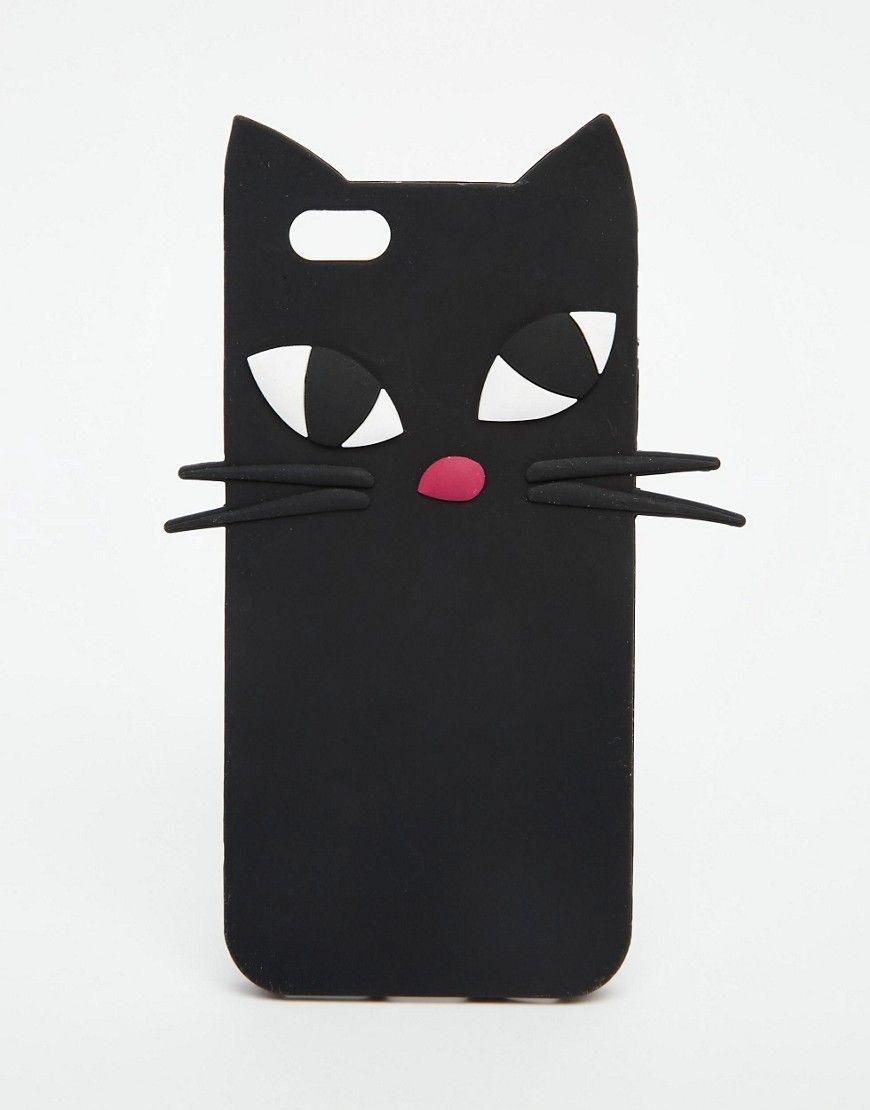 d2c961ec150 Lulu Guinness Kooky Cat iPhone 6 Case | Lulu Guinness | Iphone 6 ...