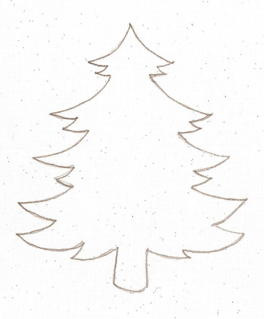 tannenbaum vorlage vorlagen schablonen pinterest tannenbaum vorlage tannenbaum und vorlagen. Black Bedroom Furniture Sets. Home Design Ideas