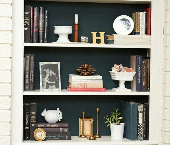 Turn An Unused Fireplace Into A Book Shelf Bookcase Makeover