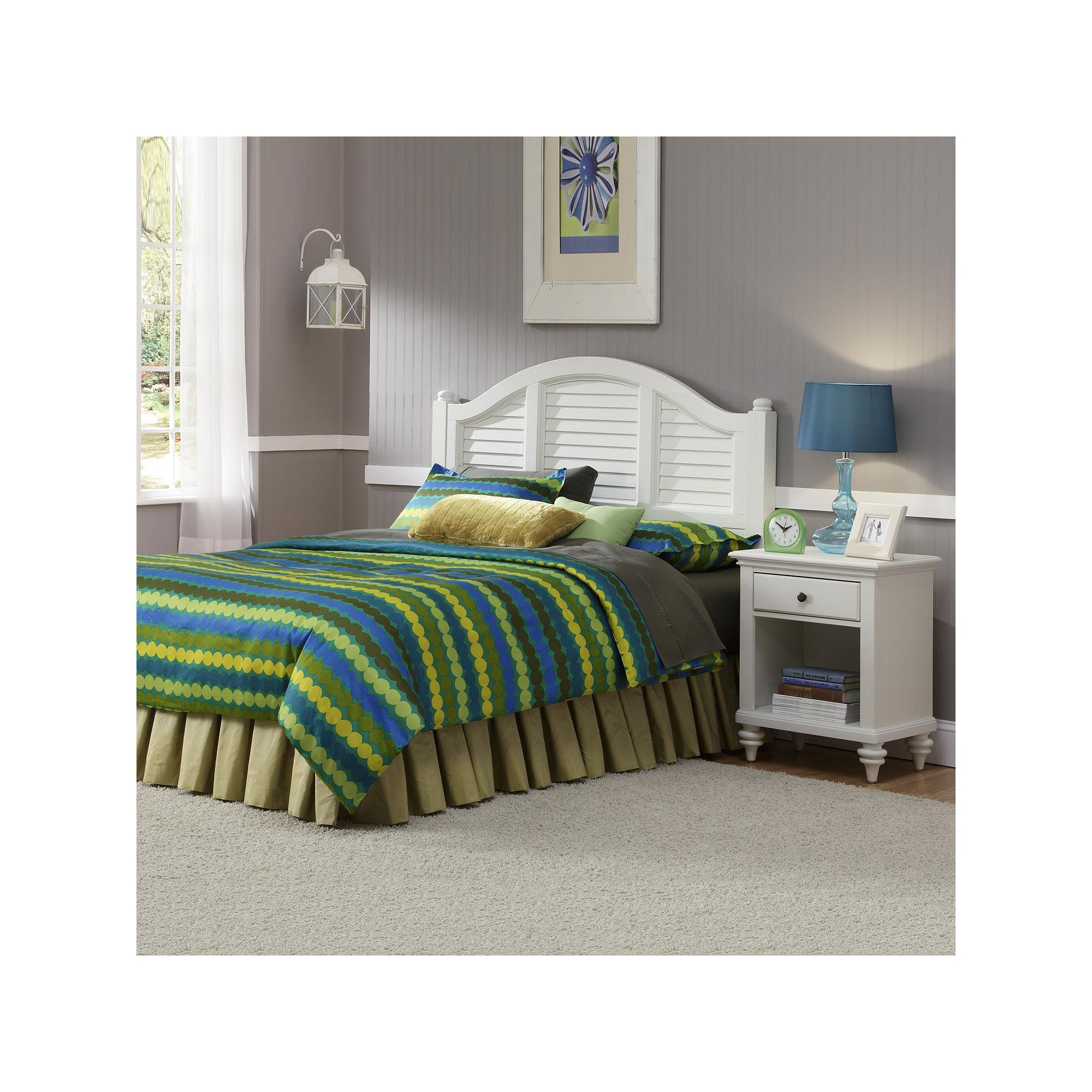Bermuda queen headboard and nightstand white nightstands and products