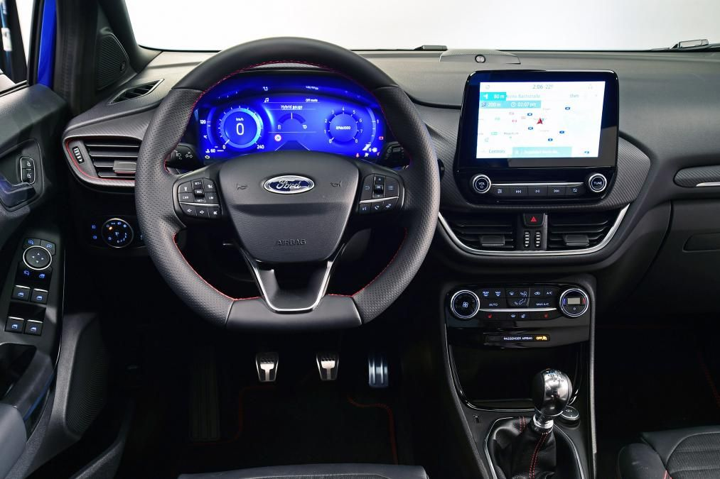 Ford Puma Studio Interior Ford Puma Small Suv Ford
