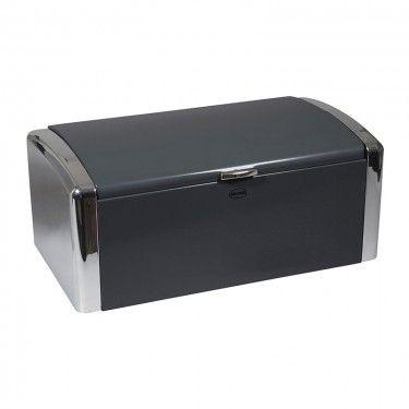 Retro bread box L40xW22xH16,7cm (6087) #Broodtrommel #Pakhuis3 #Keuken