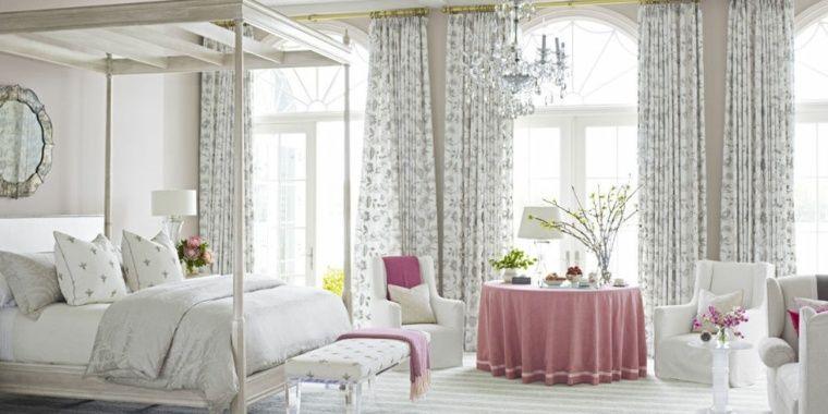 Déco chambre blanche en 50 belles suggestions | Style anglais ...