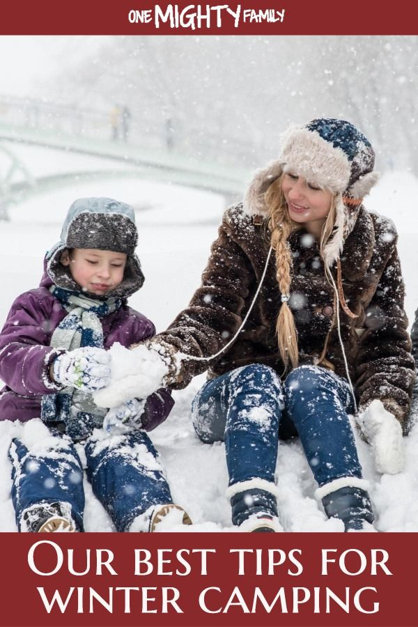 Photo of The best tips for winter camping – One Mighty Family