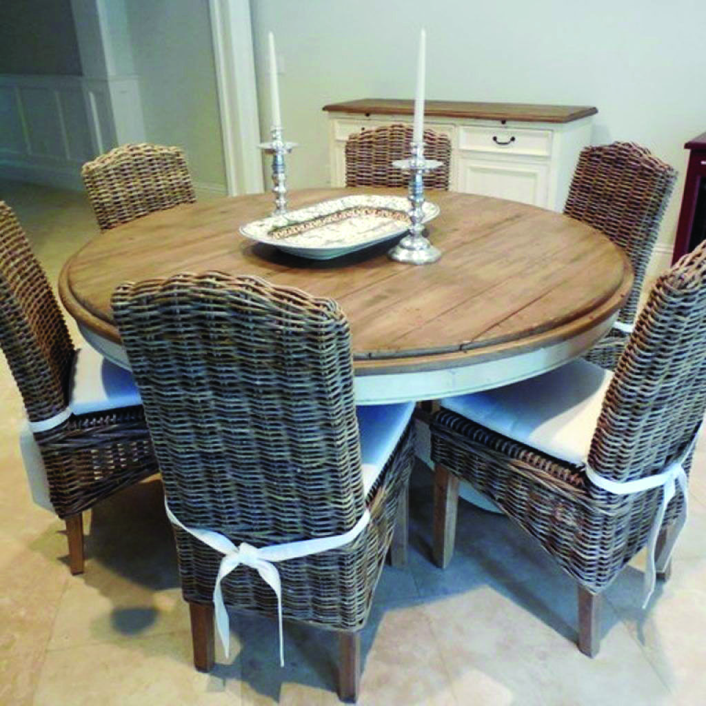 8 Small Cooking Area Table Suggestions For Your Property Wicker