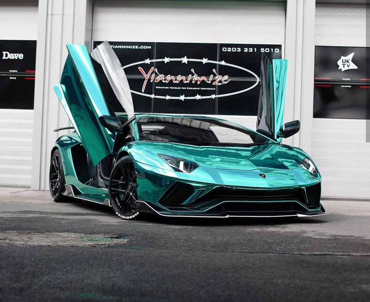 How Do You Like This Wrap On Lamborghini Aventador S Aventador