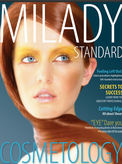 Milady Standard Cosmetology In 2020 Cosmetology Exam Review Cosmetology Student
