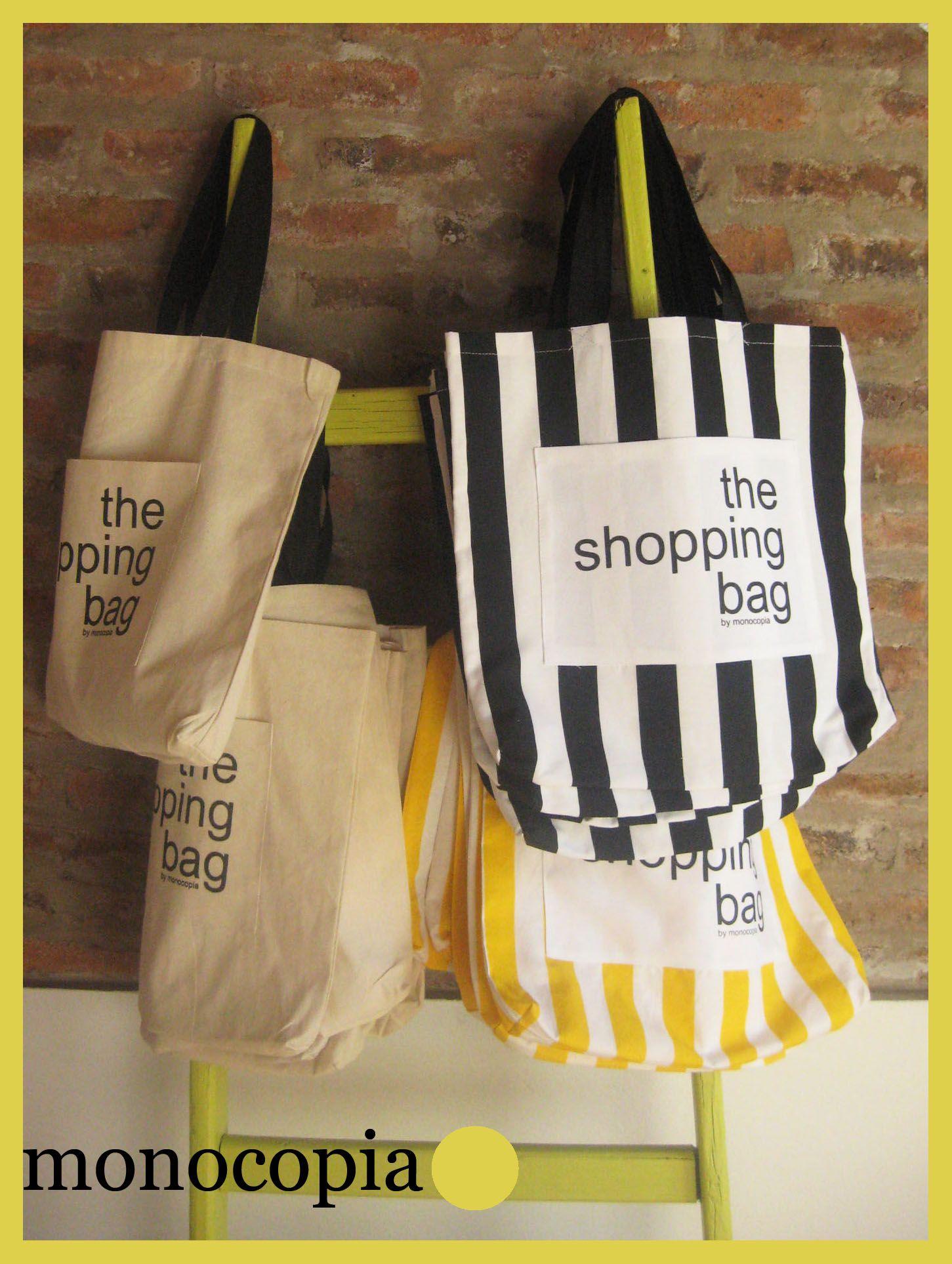Bolsos The shopping bag Monocopia