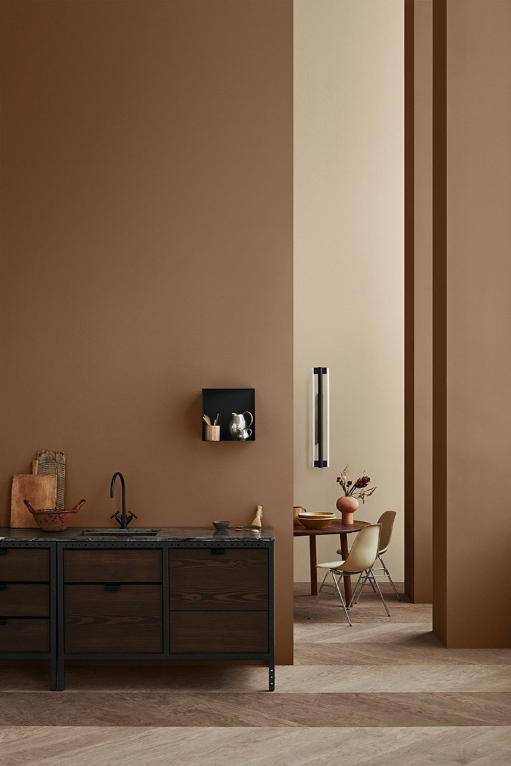 Photo of Color Of The Year 2020 – The Universe of Brown – Eclectic Trends
