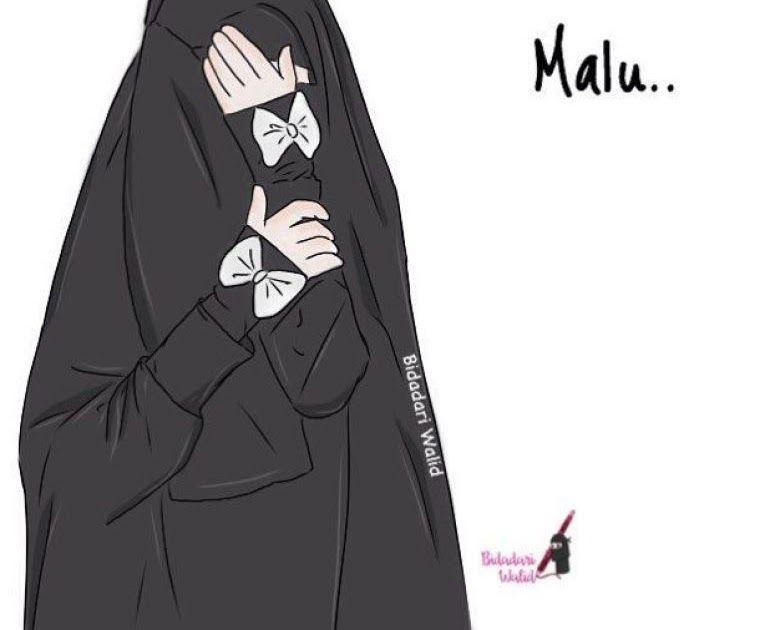 Kumpulan Gambar Kartun Akwat Muslimah Bercadar Lucu Dan Cantik Anda Butuh Gambar Kartun Muslimah Gambar Wanita Bercadar Gambar Wanit Di 2020 Kartun Wanita Gambar Anime