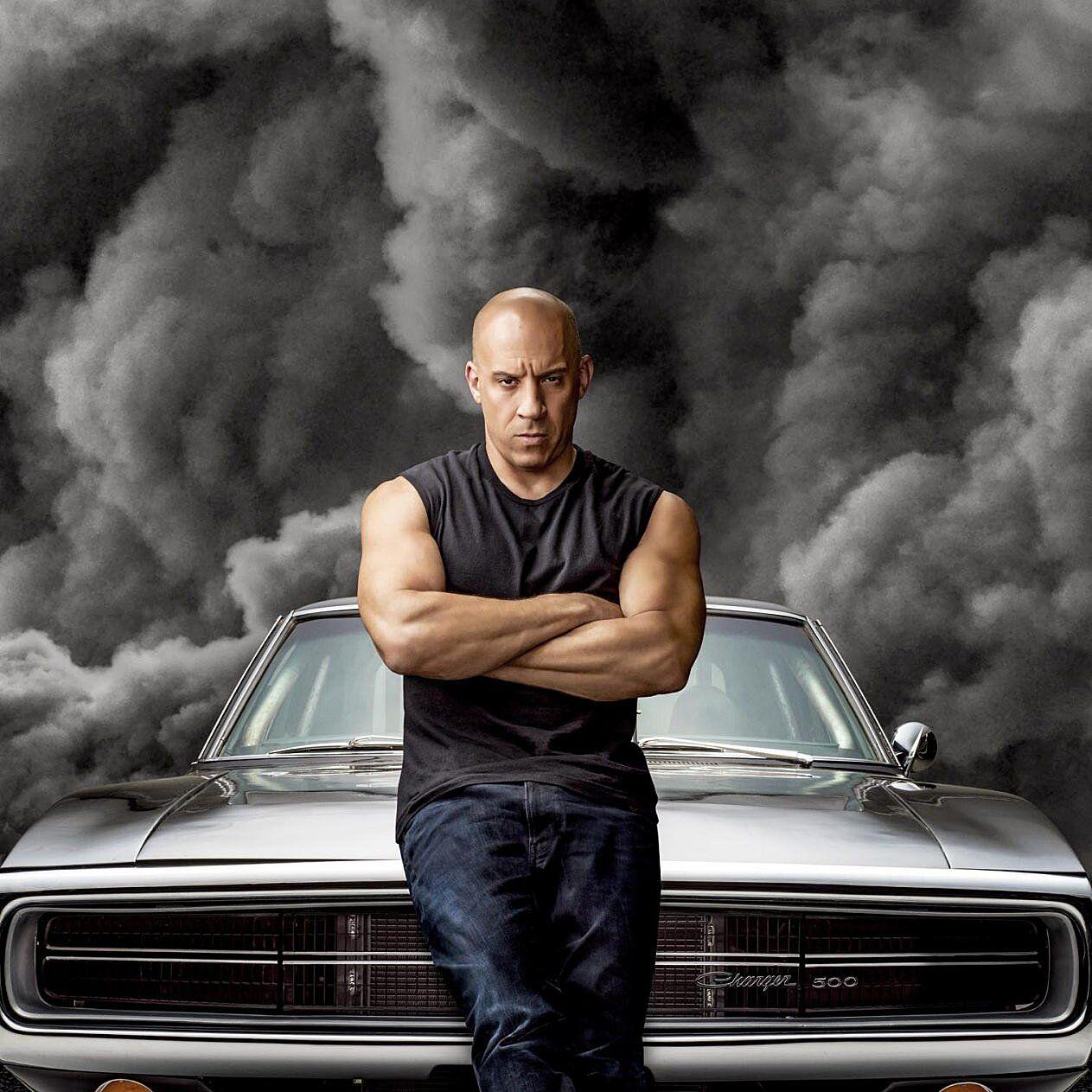 Vin Diesel John Cena Bring The Smoke In Fast Furious 9 Posters Fast And Furious 9 Vin Diesel Fast And Furious
