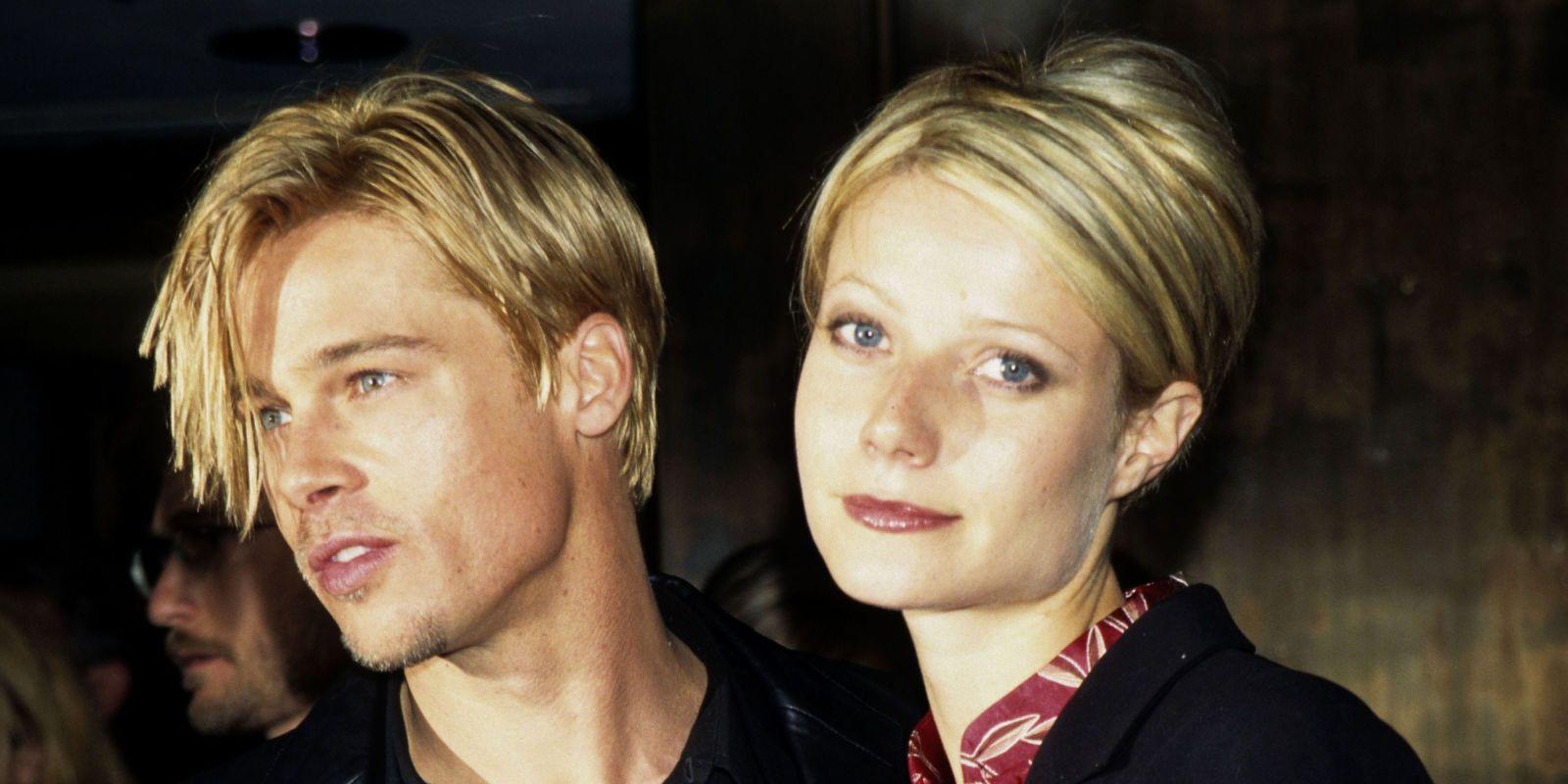 Gwyneth Paltrow Says Brad Pitt Was Too Good For Her Wtf
