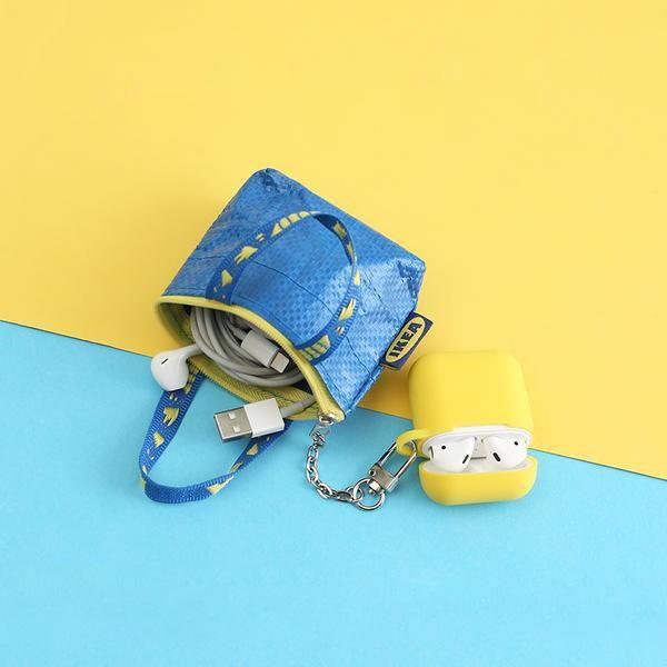 IKEA Style Airpods Case | Earphone case, Earbuds case