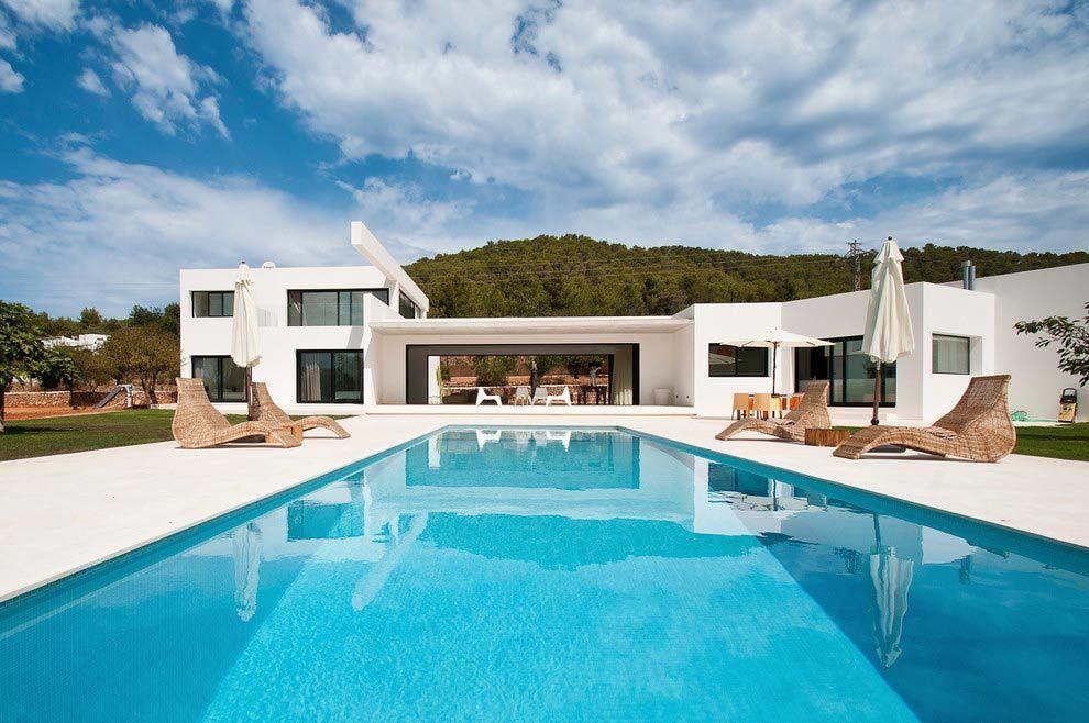 Can Pep De Sa Guaita Par Ivan Torres Arquitectos Ibiza Espagne