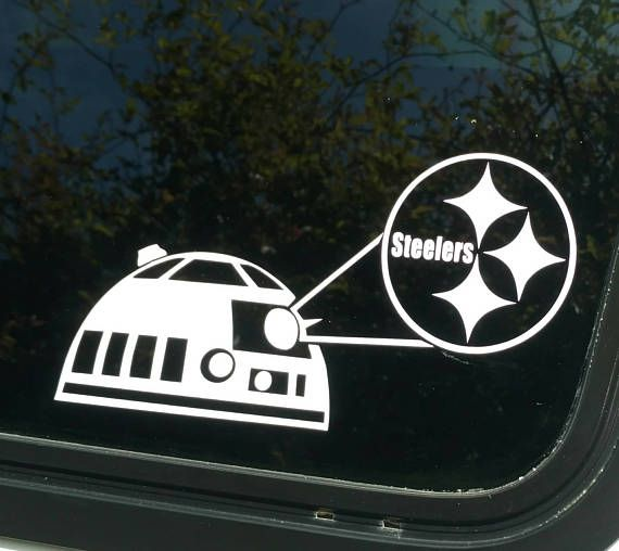 Artoo projecting the winner choose color option may the force be with your team most teams available free ship us order get decal free