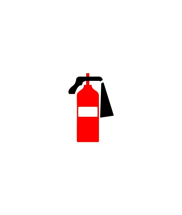 Pin By Brittany Martino On Camden Joseph Evacuation Plan Fire Extinguisher Clip Art
