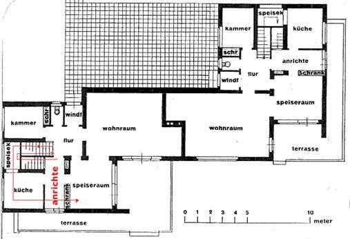 kandinsky klee residence bauhaus masters houses dessau 1925 bauhaus pinterest. Black Bedroom Furniture Sets. Home Design Ideas