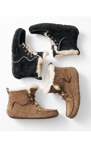 9f0b6cb6e3d UGG® Chickaree Moccasin Slippers | .lounge. | Ugg winter boots, Ugg ...
