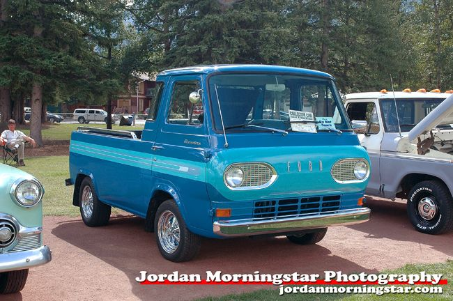 Ford Econoline Pick Up | This '67 Ford Econoline pickup was
