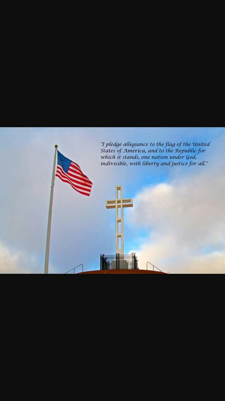 Every Day I Pledge Allegiance To The Flag Of The United States Of America And To The Republ One Nation Under God United States Of America First Nations