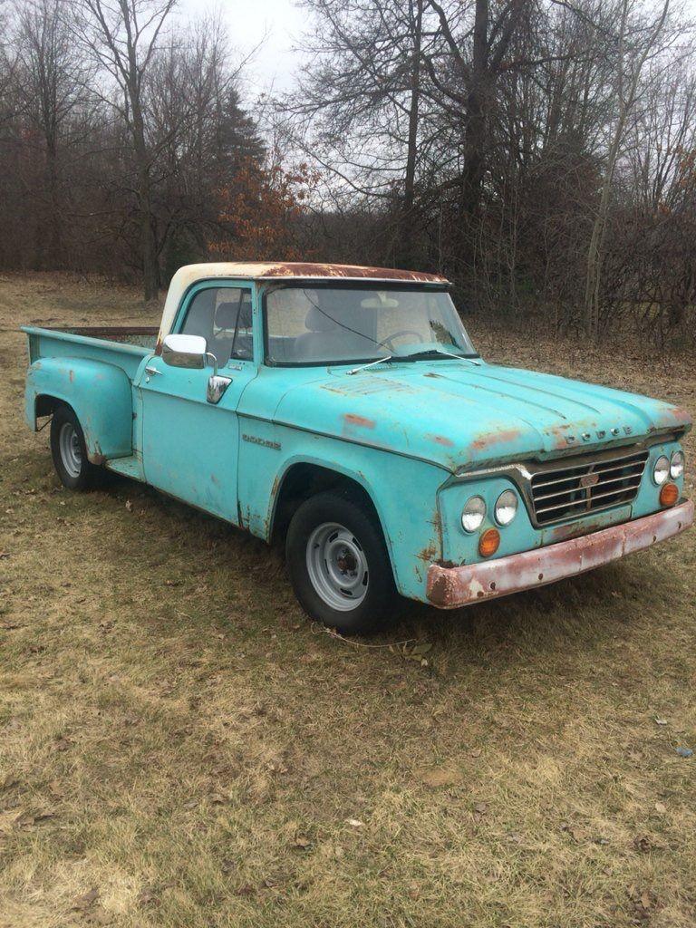 great little truck needs good home dodge charger classic cars rh pinterest com