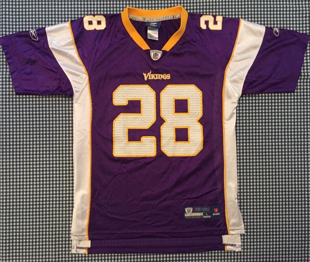 finest selection 1373c 53f9e get adrian peterson jersey ebay f5af1 71305