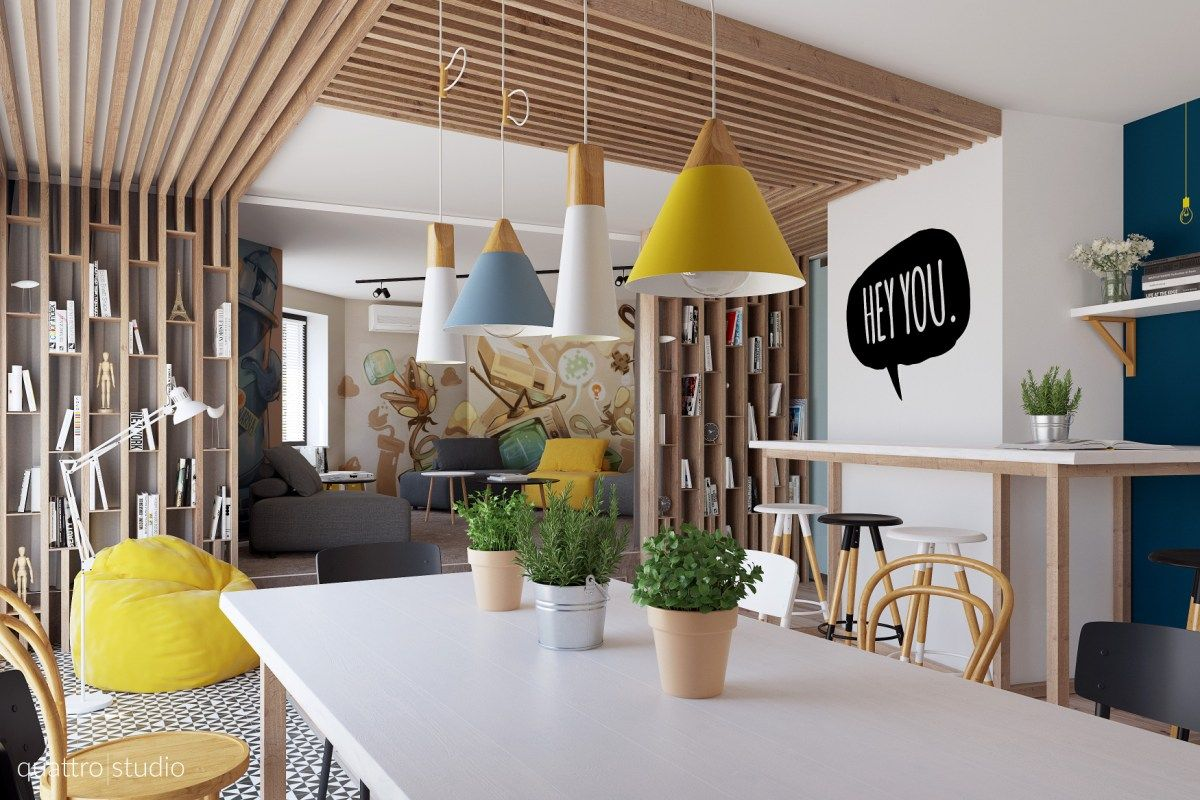 Room Cu0027est Quattro Studio en Bulgarie qui
