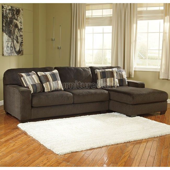 westen chocolate right chaise sectional big family think rh pinterest com